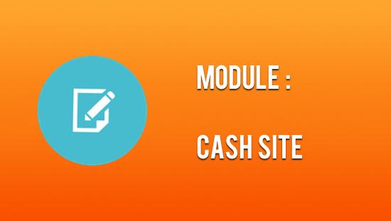 Cash Site
