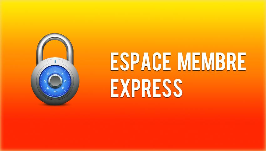 Espace Membre Express