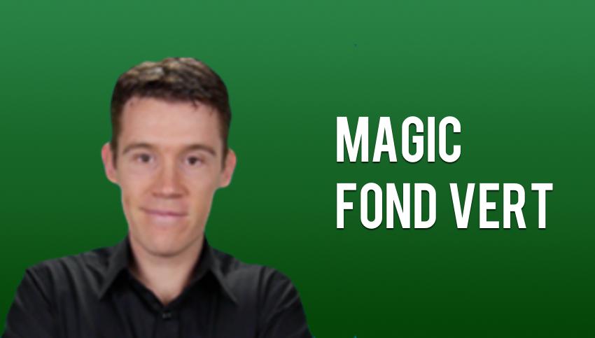 Magic Fond Vert