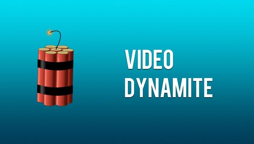 Vidéo Dynamite