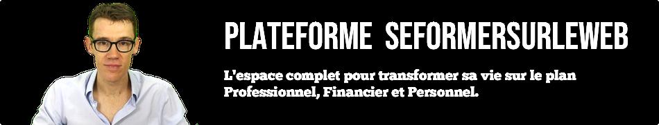Plateforme Seformersurleweb
