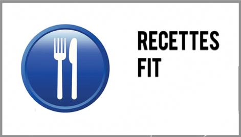 Recettes Fit